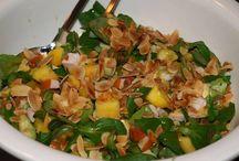 maaltijd salades