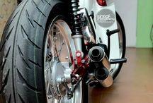 ミニバイク Mini Bike