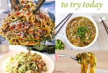 ~ SOUPS & SALADS ~ / warm or cold soups all kinds of salads