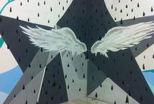 Wings / Art and room - rowe