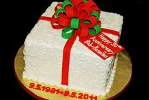 Simply Sweets Anniversary Cakes