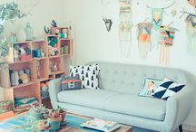 Kids rooms / by INDI Interiors