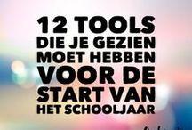 tools schooljaar
