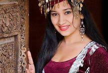 Uzbek girls
