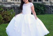 Discount Flower Girl Dresses / These amazing flower girl dresses are priced just right, they seem to cheap to seem real.  Don't be fooled though, they are simply amazing. / by sosweetboutique.com