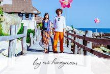 Buy Our Honeymoon / Using the UK's top wedding gift list for your dream honeymoon