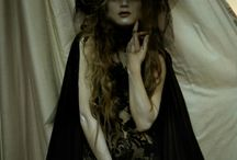inspiration board: witch