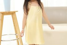 Silk Pajamas for Children / Soft and smooth, comfortable and breathable silk gives your kid the moat considerate care.