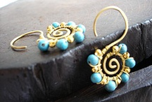 jewelry tutorials - concepts / by Lisa Masengarb