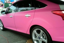 Car Wraps / by 3M Canada Design & Graphic Solutions