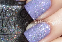Morgan Taylor Bliss / The awesome polishes created by Morgan Taylor.  Luxurious colors that hold and wear like no other!