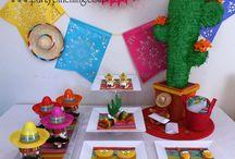 Mexican/ Cinco de Mayo Theme