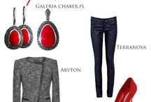 Stylizacje / moda & biżuteria & stylizacje / fashion & jewelry & styling