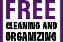 Cleaning & organising
