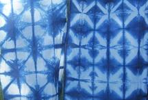 Batika / Batikovanie a ine sposoby farbenia textilii a odevov