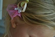 Ballerina Hair Clips