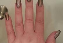Nails / by Kathleen Notobartolo
