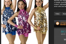 Dance costumes / by Hollie Hargett
