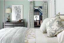 Bedrooms / by Paula Nicholson