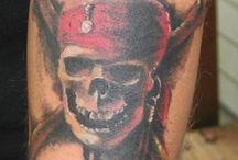 Tatouage Pirate