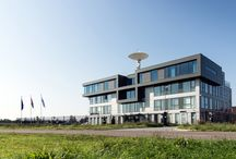Office Buildings  | Van Egmond Totaal Architectuur