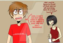 Askninjago / #askninjago by hetaliabermie on deviantart. If you want to be a part of this bord, feel free to ask me.