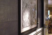 Work of Art / Wallcoverings that ensure your artwork is showcased in the best light.