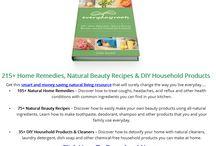 DIY Health Products