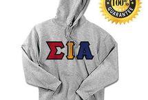 Sigma Iota Alpha / Something Greek meets all your needs for Sigma Iota Alpha. We have Sigma Iota Alpha recruitment shirts, bid day sweatshirts, Sigma Iota Alpha letter key chains, picture frames, screenprinting ideas, custom greek apparel for Sigma Iota Alpha, and much more!