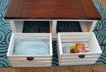 DIY: Building projects / by Christina@TheFrugalHomemaker.com