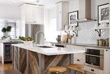 Kitchen islans