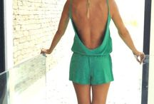 Playful playsuits