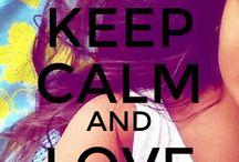 keep calm and....?! :)