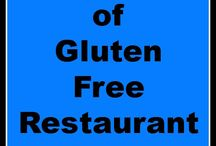 Eating out gluten free / by Heather Schott