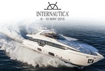 Boat Show INTERNAUTICA 2015 / Ferretti Group and Mennyacht are proud to be exhibiting Ferretti Yachts 960, Ferretti Yachts 650 New, Rivarama, Pershing 62 and Itama 40 at the 20th International Boat Show INTERNAUTICA 2015 from 6th to 10th May 2015 (Marina Portoroz, Slovenia).