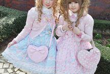 Lolita & Kawaii Fashion / by Allison Fox