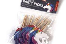 Unicorn Party / Grownups like unicorns too.