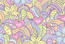 фоны цвет