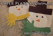 winter kiddie craft ideas