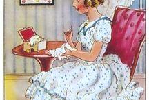 Storybook Illustrations