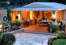 Bahçe / Bahçe dekorasyonu ile ilgili yeni fikirler almaya ne dersiniz?