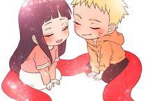 NaruHina/Uzumaki family / I love this ship!