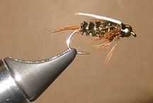 Fly tying / How to tie flies