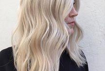 białe blondy