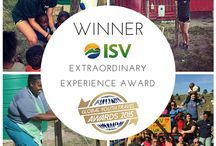 ISV Awards / Prizes recently awarded to ISV.