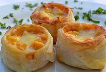 Canastitas Gourmet / Empanadas abiertas