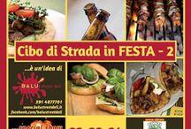 Street Food Fest 22-23-24 luglio Curno (BG)