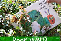 Pre-K Summer Literacy / by Rachael Elizabeth
