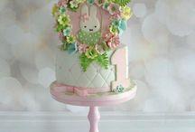 Easter / Rabbit Cakes
