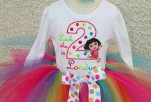 Girls birthday ideas / Little girls birthday party ideas / by Sunshine Angel